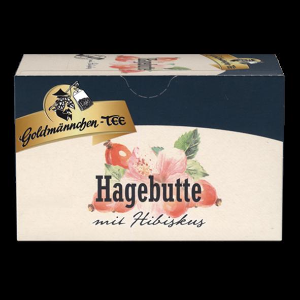 Goldmännchen-TEE Hagebutte