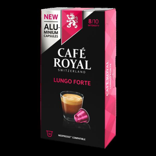 Café Royal Lungo Forte, 10 Kapseln