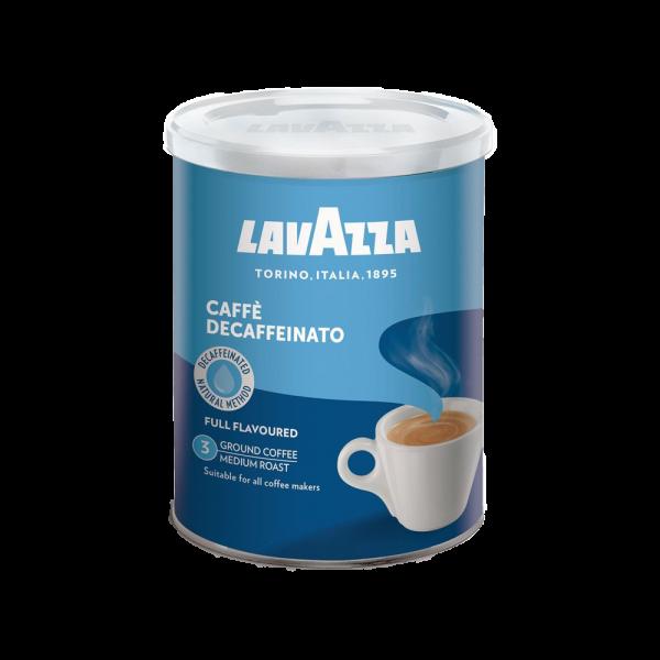 Lavazza Caffè Decaffeinato 250g Dose