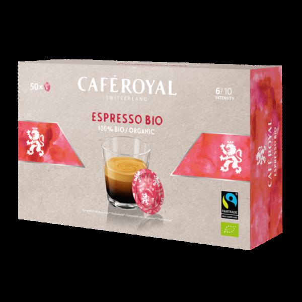 Café Royal Bio Espresso, 50 Pads