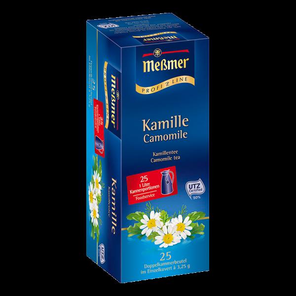 Meßmer ProfiLine Kamille, 25 Kannenportionen