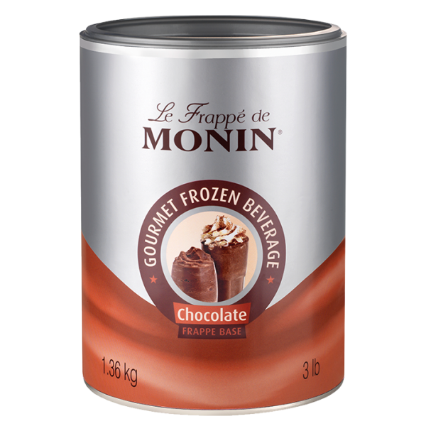 Monin Frappé Base - Chocolate, 1,36kg