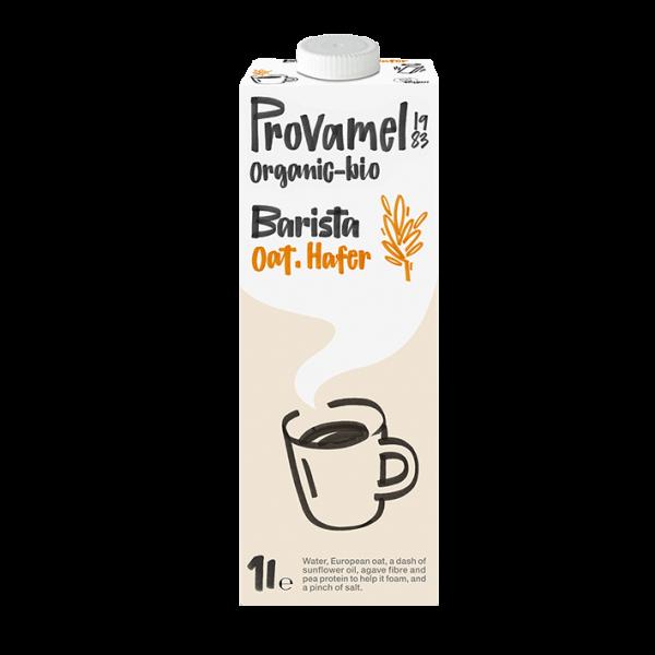 Provamel Organic-Bio Barista Hafer, 1 Liter
