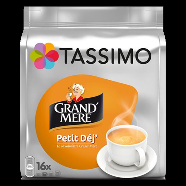 Tassimo Grand'Mère Petit Déjeuner