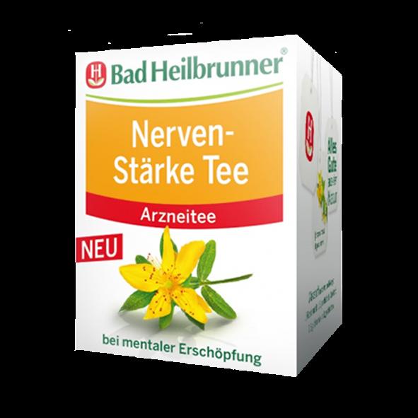 Bad Heilbrunner® Nerven-Stärke Tee
