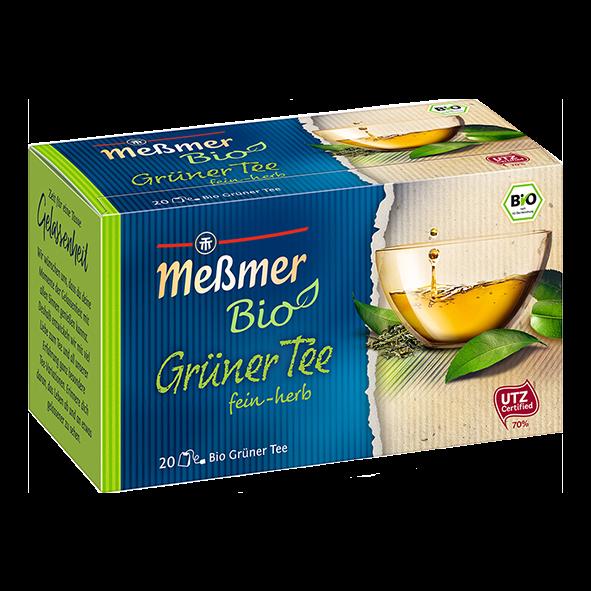 Meßmer Bio Grüner Tee