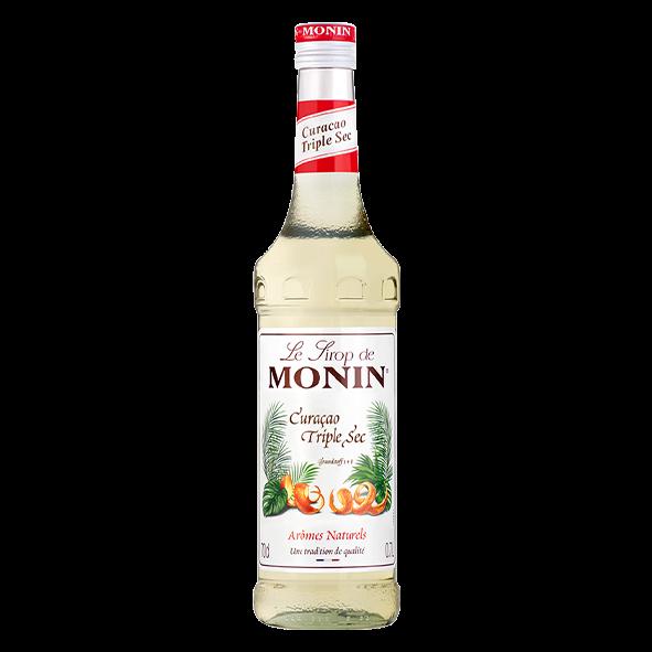 Monin Sirup Curaçao Triple Sec, 0,7L