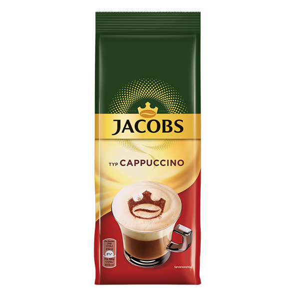 Jacobs Typ Cappuccino, 400g