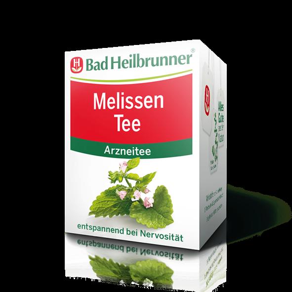 Bad Heilbrunner® Melissen Tee