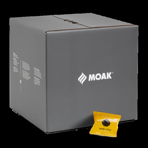 Moak Soul Coffee, ESE Pads, 100x 7g