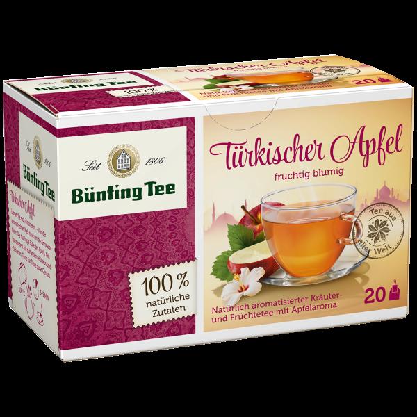 Bünting Tee Türkischer Apfel
