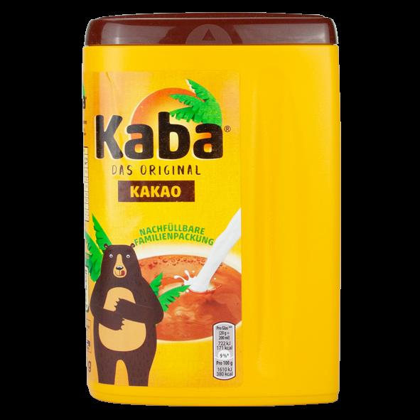 Kaba Kakao Getränkepulver, 900g Dose