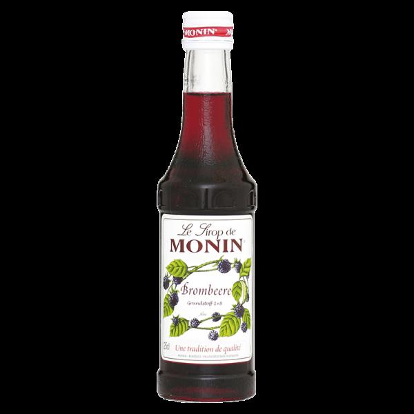 Monin Sirup Brombeere, 0,25L