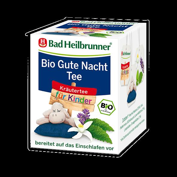 Bad Heilbrunner® Bio Gute Nacht Tee für Kinder