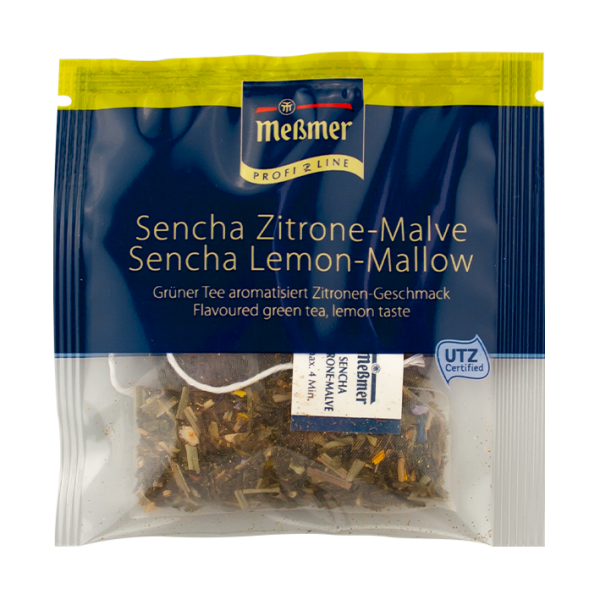 Meßmer ProfiLine Sencha Zitrone-Malve, 50 x 2,5g