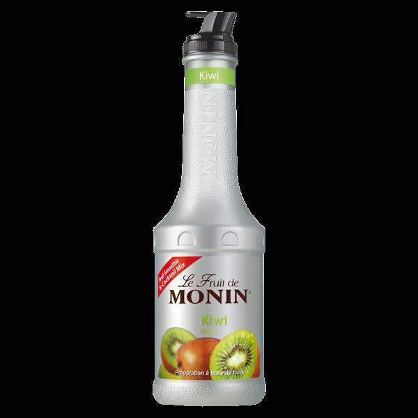 Monin Fruchtpüree Mix Kiwi, 1,0 L