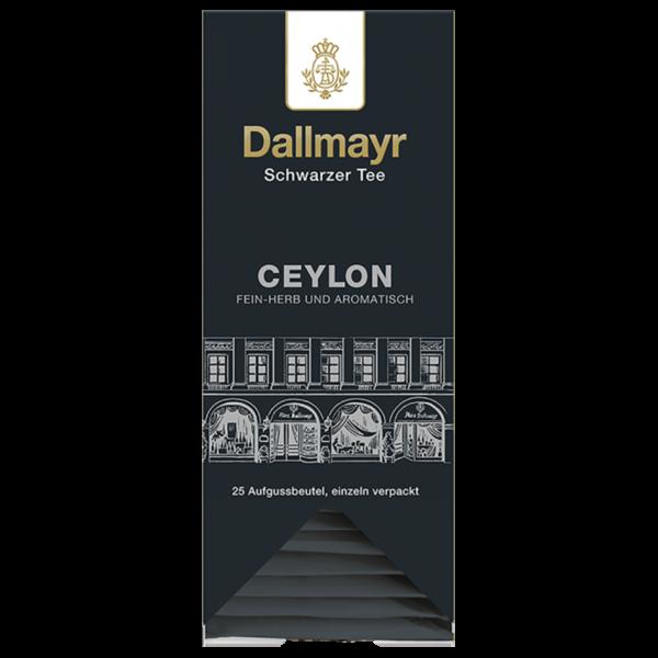 Dallmayr Ceylon, 25 Aufgussbeutel
