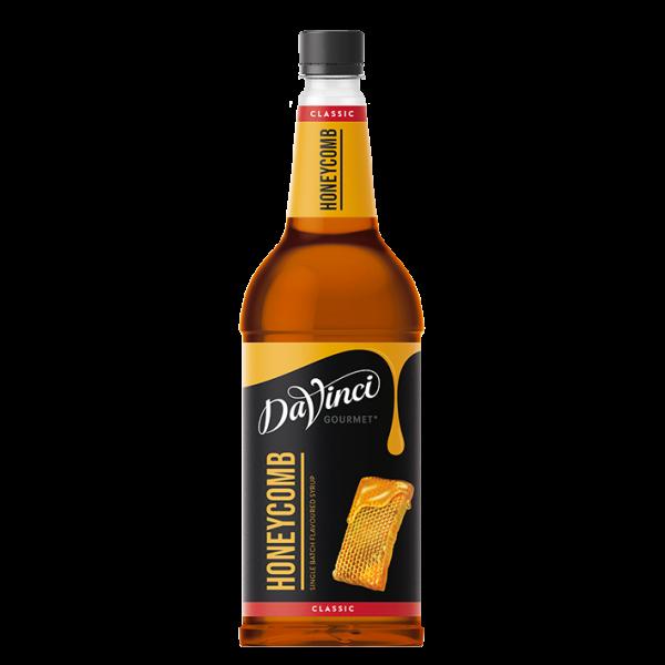 DaVinci Gourmet Sirup Classic Honeycomb, 1,0L PET