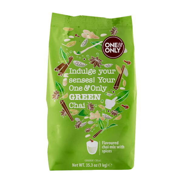 One&Only Green Chai, 1000g