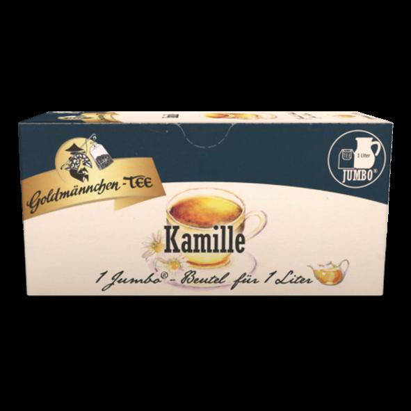 Goldmännchen-TEE JUMBO Kamille