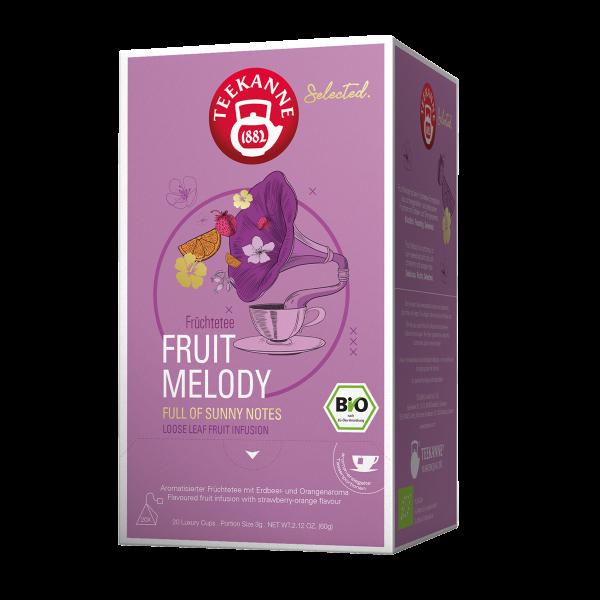 Teekanne Selected Bio Fruit Melody
