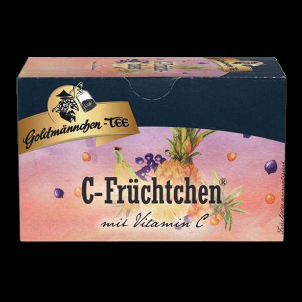 Goldmännchen-TEE C-Früchtchen