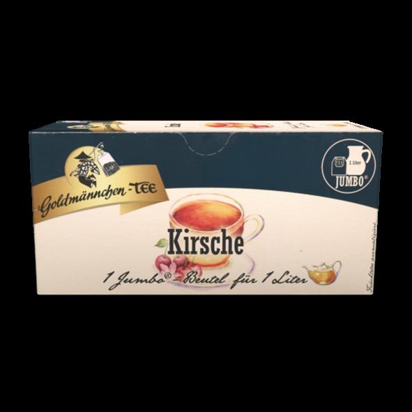 Goldmännchen-TEE JUMBO Kirsche