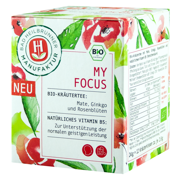 Bad Heilbrunner® Bio My Focus