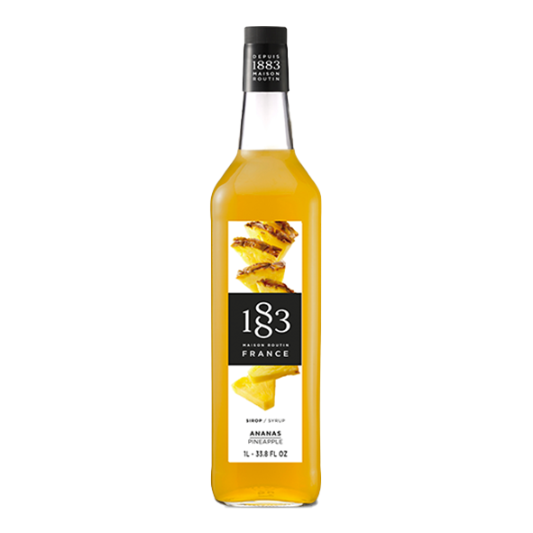 Maison Routin 1883 Sirup Ananas, 1,0L