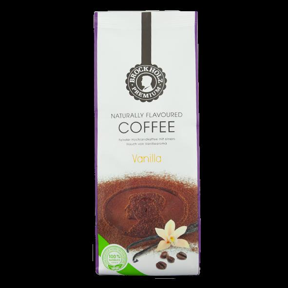 Brockholz Premium Coffee Vanille, 200g gemahlen