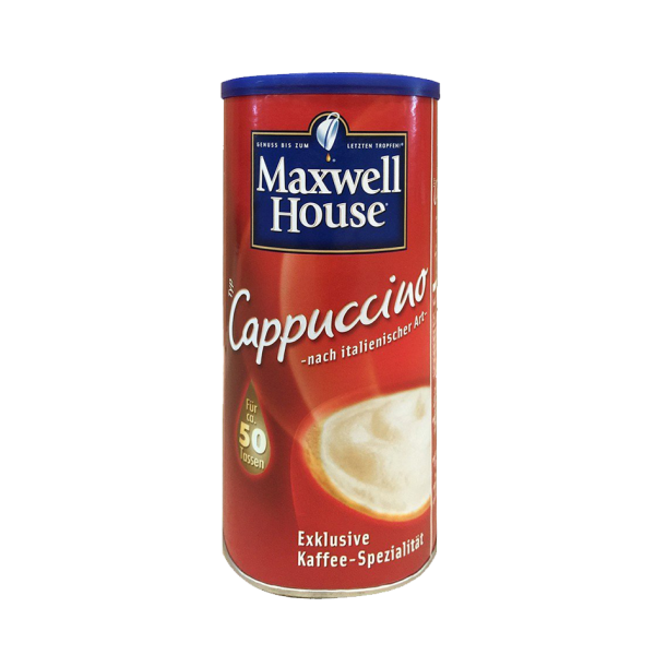 Maxwell House Cappuccino, 500g