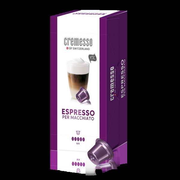 Cremesso Espresso per Macchiato, 16 Kapseln
