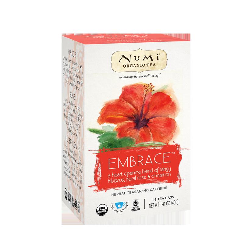 Numi Organic Tea Bio Embrace Hibiscus online kaufen