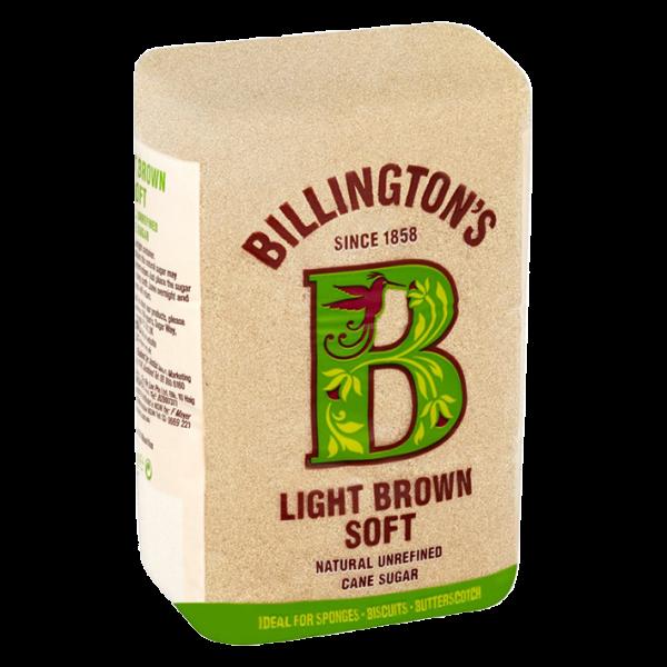 Billington's Light Brown Soft, 500g