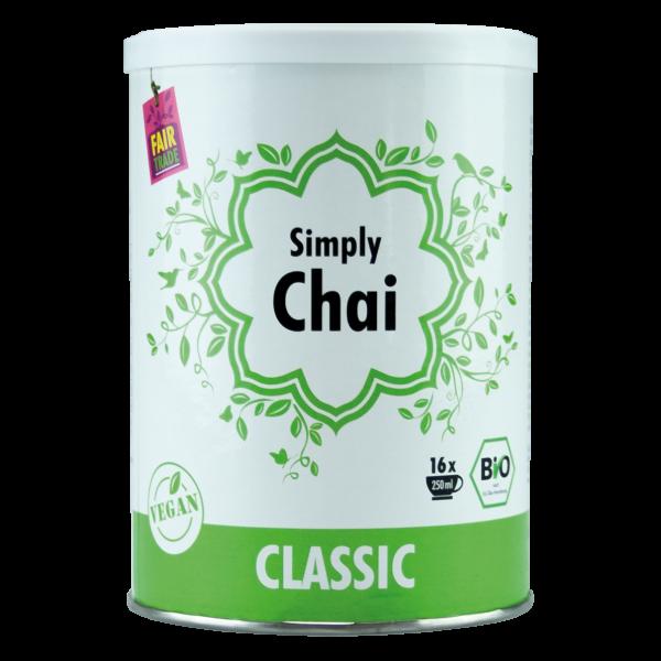 Simply Chai Bio Classic, 250g