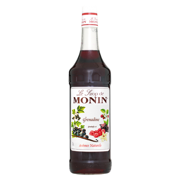 Monin Sirup Grenadine, 1,0L