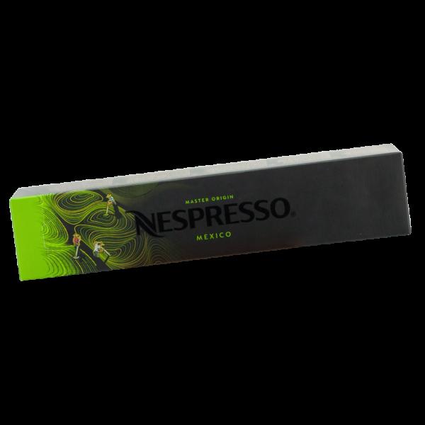 Nespresso* Vertuo Master Origin Mexico