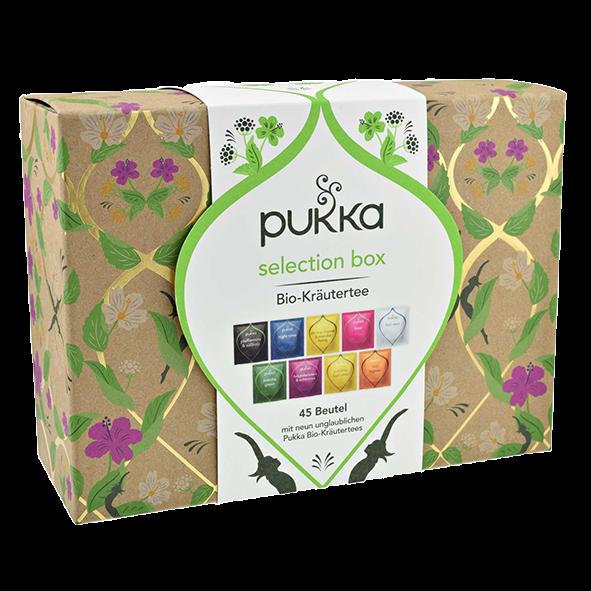 PUKKA Bio Tee Selection Box
