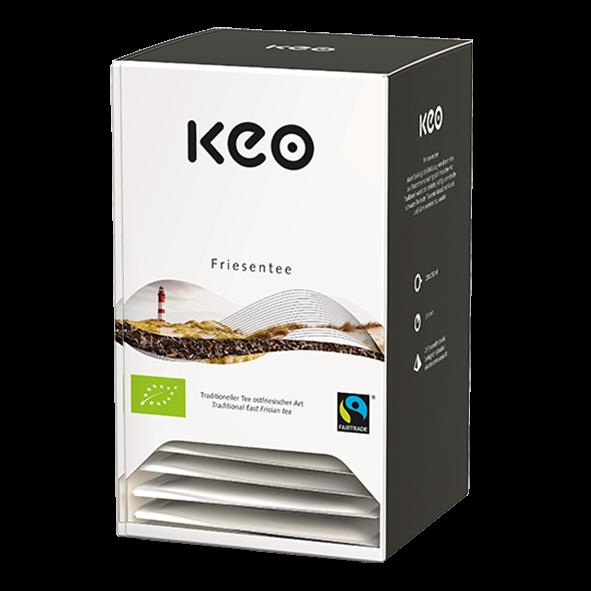 Keo Pyramide Friesentee BIO/Fairtrade