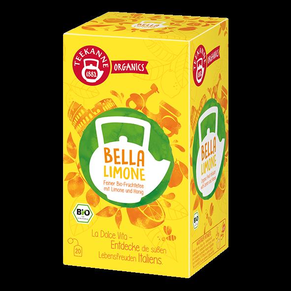 Teekanne Bio Organics Bella Limone