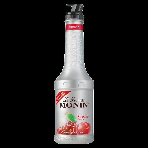 Monin Fruchtpüree Mix Kirsche, 1,0 L