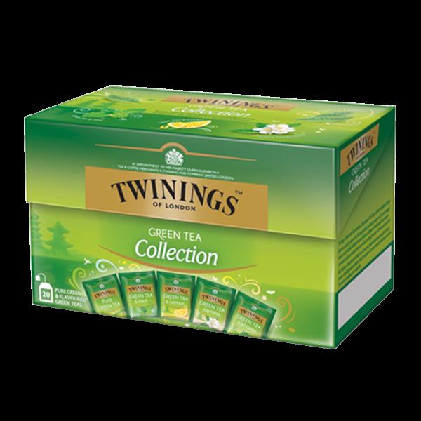 Twinings Green Tea Collection, 20 Teebeutel