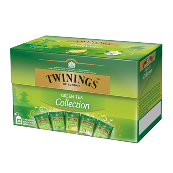 Twinings Green Tea Collection, 20 Teebeutel