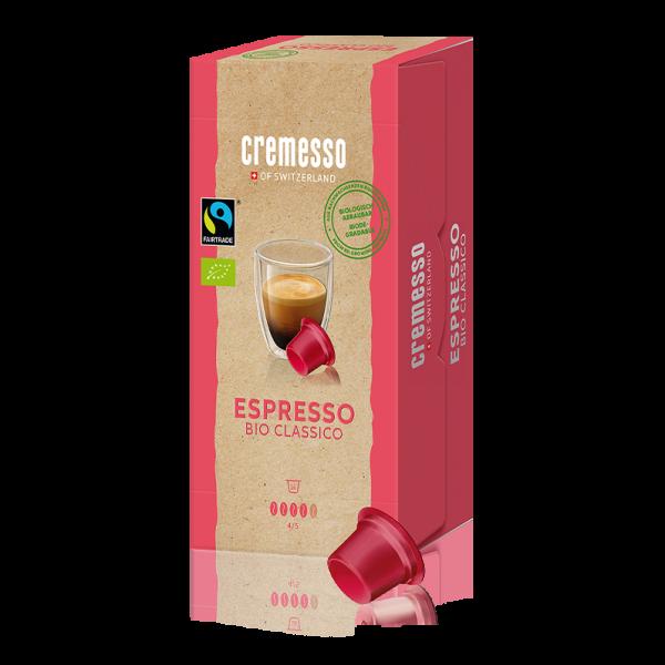 Cremesso Espresso Bio Classico, 16 Kapseln