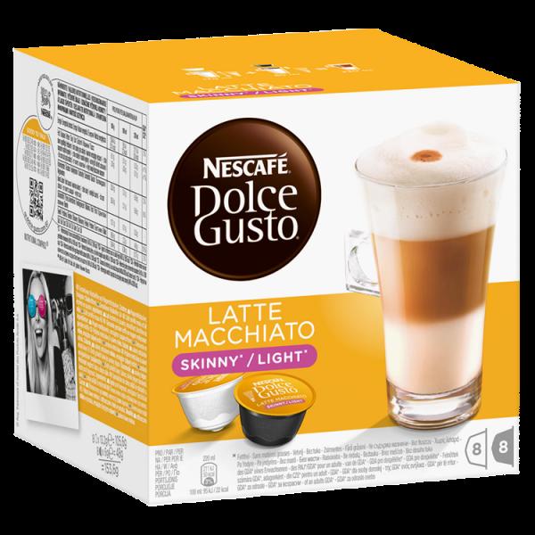 Nescafé Dolce Gusto Latte Macchiato Light