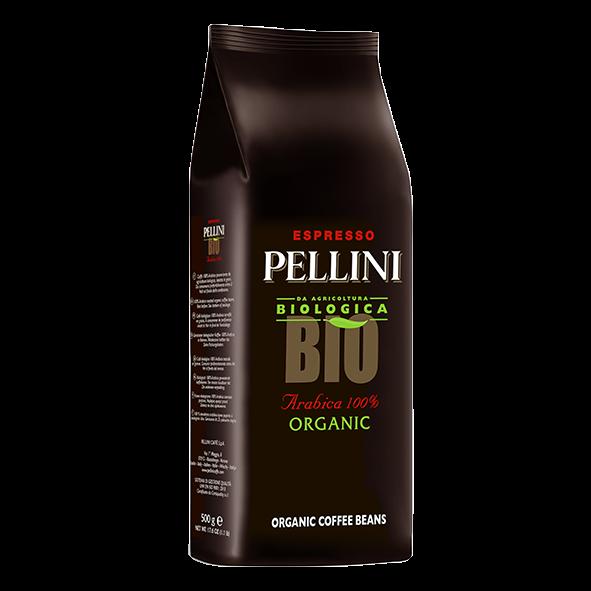 Pellini Bio Arabica 100%, 500g ganze Bohne