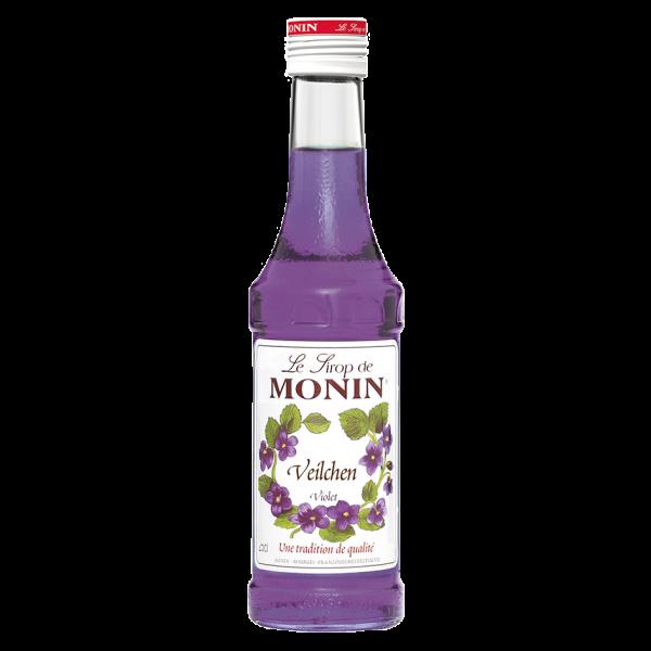 Monin Sirup Veilchen, 0,25L