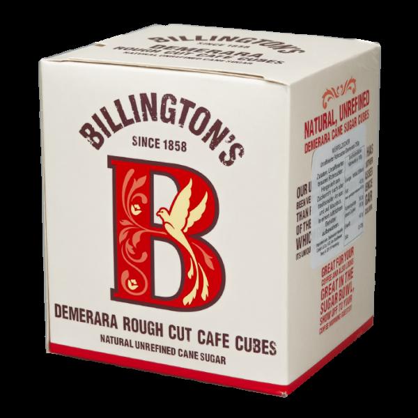 Billington's Demerara Rough Cut Cafe Cubes, 750g