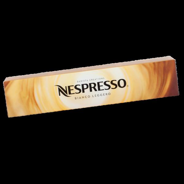 Nespresso* Vertuo Barista Bianco Leggero