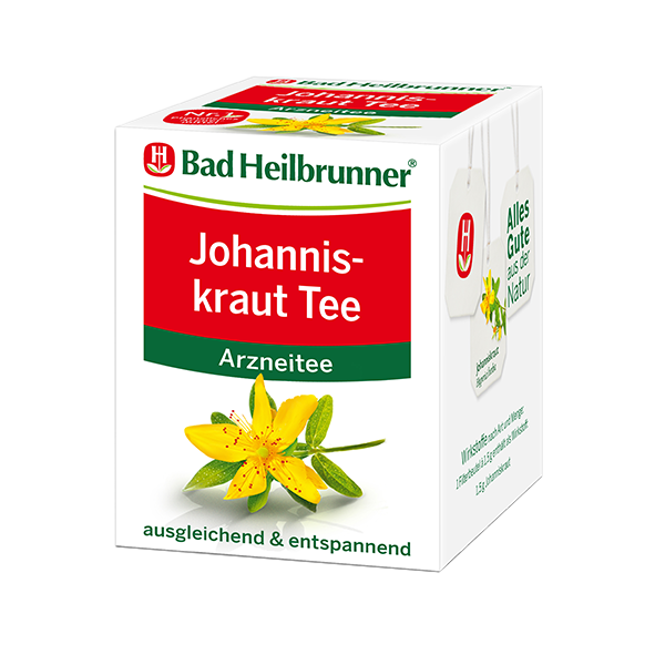 Bad Heilbrunner® Johanniskraut Tee